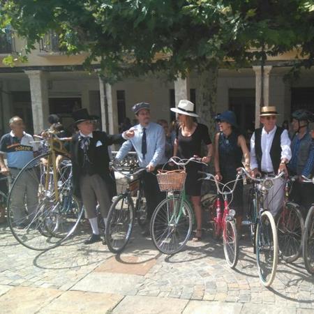 Paseos en Bicis clasicas