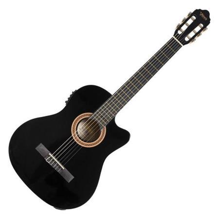 Practicar guitarra musica...