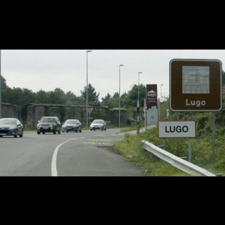 Lugo 40 + e -  MurallaFriends