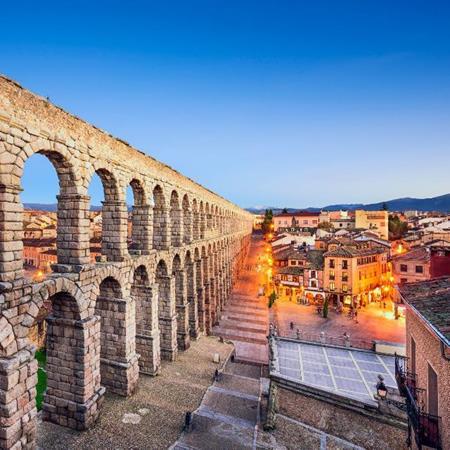 Segovia Ciudad y Naturaleza